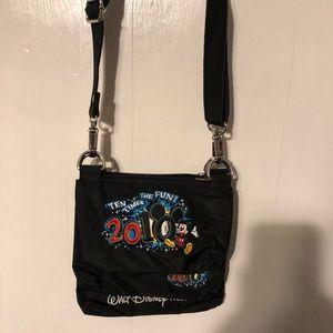 Walt Disney world cross body bag